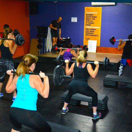 gyms central coast- supersets