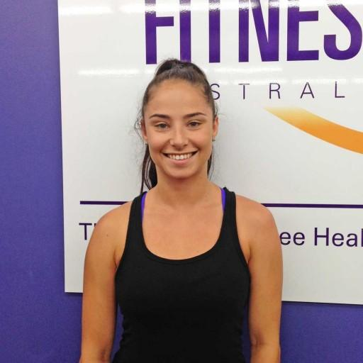 Group fitness central coast - Danielle Green