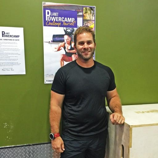 Group fitness central coast - Shane Benson