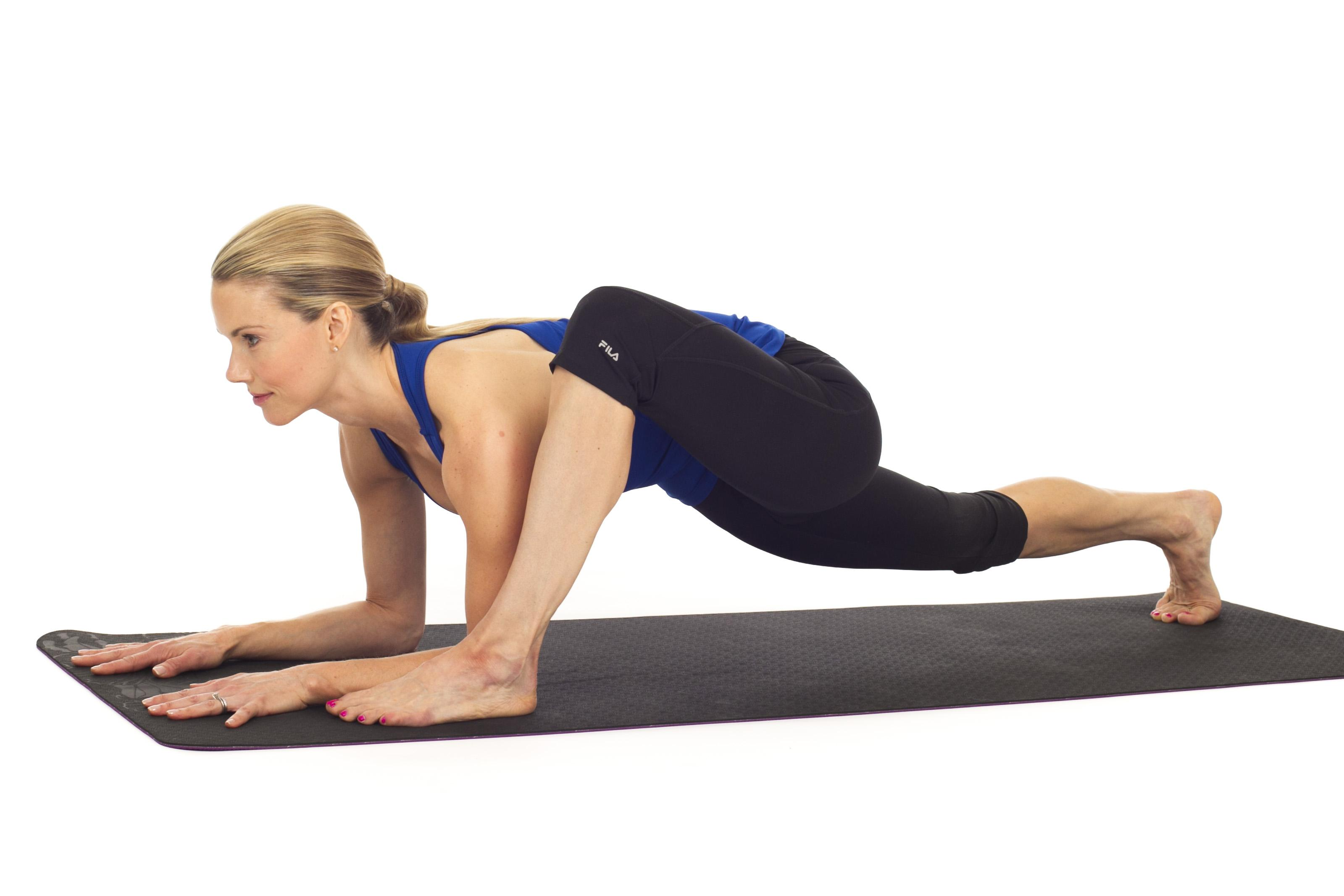 How Yoga Can Help Tight Hamstrings - Planet Fitness